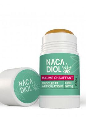 Baume chauffant Nacadiol